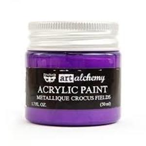 Picture of Art Alchemy Acrylic Paint - Metallique Crocus Fields