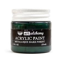 Picture of Art Alchemy Acrylic Paint - Metallique Dark Forest
