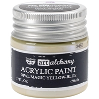 Picture of Art Alchemy Acrylic Paint - Opal Magic Yellow/Blue