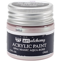 Picture of Art Alchemy Acrylic Paint - Opal Magic Aqua/Rose