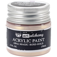 Picture of Art Alchemy Acrylic Paint - Opal Magic Rose/Gold