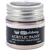 Picture of Art Alchemy Acrylic Paint - Opal Magic Violet/Gold