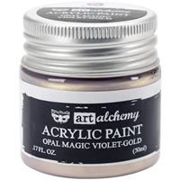 Εικόνα του Art Alchemy Acrylic Paint - Opal Magic Violet/Gold