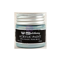 Picture of Art Alchemy Acrylic Paint - Opal Magic Pink/Blue