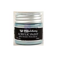 Εικόνα του Art Alchemy Acrylic Paint - Opal Magic Pink/Blue