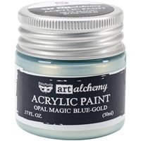 Εικόνα του Art Alchemy Acrylic Paint - Opal Magic Blue/Gold