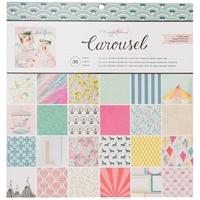 """Εικόνα του Crate Paper Paper Pad 12""""X12"""" - Maggie Holmes Carousel"""