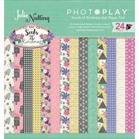 """Εικόνα του Photo Play Double-Sided Paper Pad 6""""X6"""" - Julie Nutting Seeds Of Kindness"""