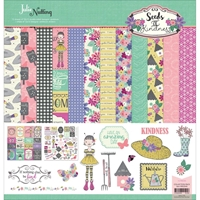 """Picture of Photo Play Collection Pack 12""""X12"""" - Julie Nutting Seeds Of Kindness"""