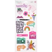 Εικόνα του Shimelle Glitter Girl Stickers