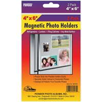 Picture of Magnetic Photo Holders 4''X6''