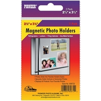 "Εικόνα του Magnetic Photo Holders 2.5""X3.5"""
