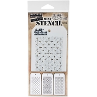 Picture of Tim Holtz Mini Layered Stencil - Set 30