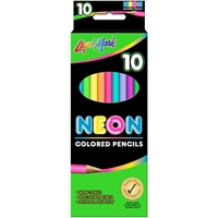 Picture of Liqui-Mark Colored Pencils 10/Pkg - Neon