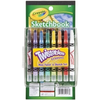 Picture of Crayola Twistables Mini Twist 'n Sketch Set