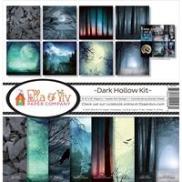 """Εικόνα του Ella & Viv Collection Kit 12""""X12"""" - Dark Hollow"""