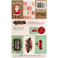 Εικόνα του Pebbles Basics Cardmaking Pad - Merry Merry