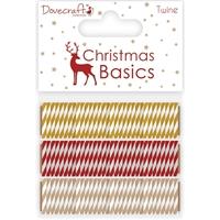 Εικόνα του Dovecraft Christmas Basics Twine