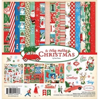 "Picture of Carta Bella Collection Kit 12""X12"" - A Very Merry Christmas"