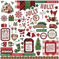 Εικόνα του Mad 4 Plaid Christmas Stickers