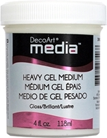 Picture of DecoArt Media Heavy Gel Medium - Gloss