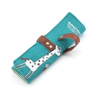 Picture of Roll up Animal Island Pencil Case