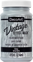 Εικόνα του DecoArt Vintage Effect Wash - Grey