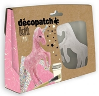 Picture of Decopatch Unicorn Mini Kit