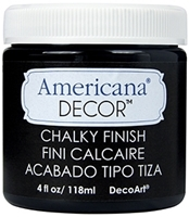 Picture of Americana Decor Chalky Finish Carbon 4oz