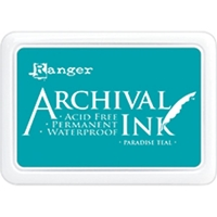 Εικόνα του Μελάνι Ranger Archival Ink - Paradise Teal