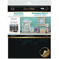 "Εικόνα του Deco Foil Peel N Stick Toner Sheets 8""X10"""