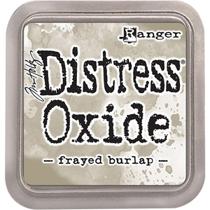 Picture of Μελάνι Distress Oxide Ink - Frayed Burlap