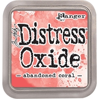 Picture of Μελάνι Distress Oxide Ink - Abandoned Coral