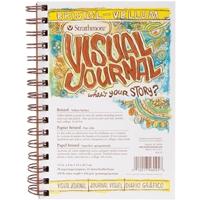 """Εικόνα του Visual Journal - Bristol Vellum 5.5""""X8"""""""