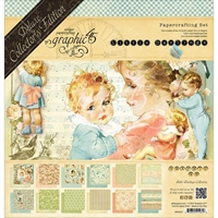 Picture of Graphic 45 Deluxe Collector's Edition Pack - Little Darlings