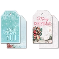 Picture of Silver Bells Tags