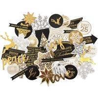 Εικόνα του Glisten Collectables Cardstock Die-Cuts