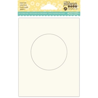 Picture of Jillibean Soup Shaker Cards - Large Circle