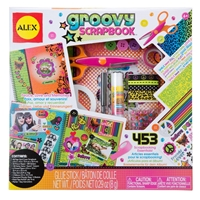 Εικόνα του Alex Groovy Scrapbook Kit