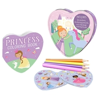 Picture of Princess Activity Tin