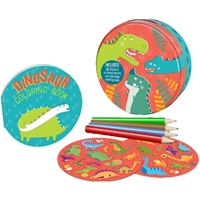 Εικόνα του Dinosaur Activity Tin