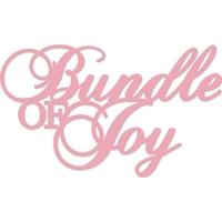 Εικόνα του Μητρα Κοπης Word Die - Bundle Of Joy