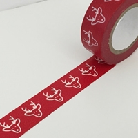 Εικόνα του Dovecraft Christmas Washi Tape - Reindeer