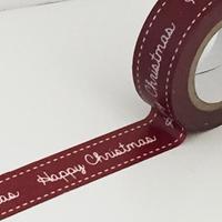 Εικόνα του Dovecraft Christmas Washi Tape - Stiched!