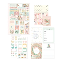 Picture of My Prima Planner Goodie Pack Embellishments - Heaven Sent 2