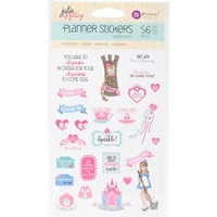Picture of Julie Nutting Planner Stickers - Fairytales