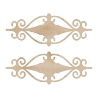 Εικόνα του Ξυλινα Διακοσμητικα - Fancy Mini Plaques