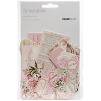 Picture of Peek-A-Boo Collectables Cardstock Die-Cuts - Girl