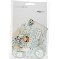 Picture of Peek-A-Boo Collectables Cardstock Die-Cuts - Boy
