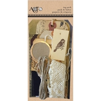 Picture of Art-C Tag Pack Kit - Vintage
